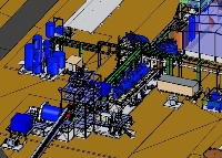 Sinclair Plant Layout 28-Mar-08