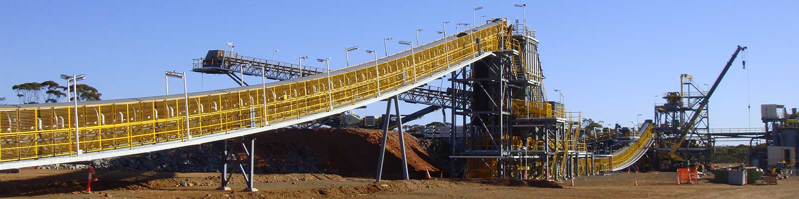 Nova Nickel Mine in Fraser Range, Western Australia