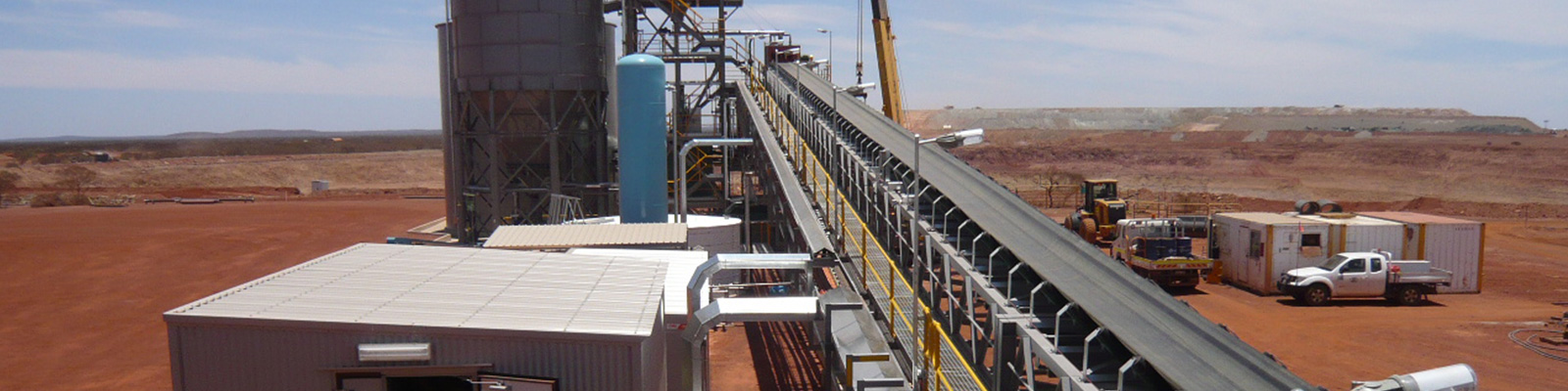 DeGrussa Conveyor