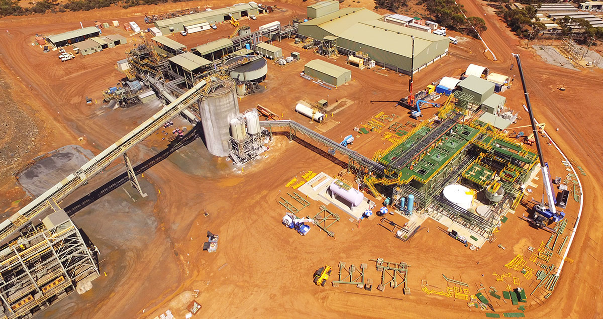 Cosmic Boy Nickel Project, Forrestania Western Australia