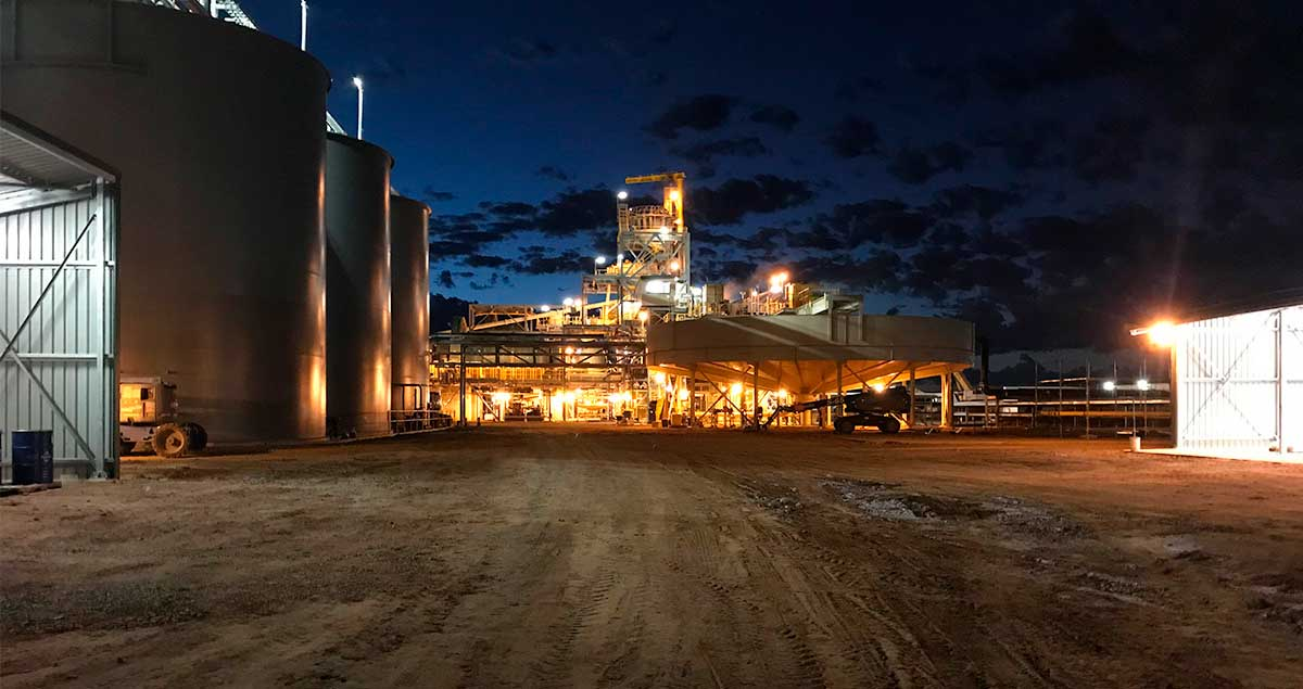 Mt Morgan Gold Project, Laverton Western Australia
