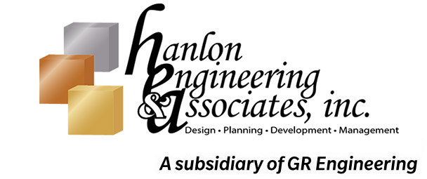 Hanlon Engineering and Associates, Inc. a subsidiary of GR Engineering, logo