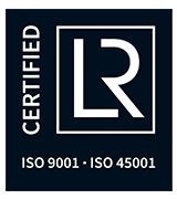 AS/NZS ISO 9001-2015 Certifying Body, Lloyd's Register