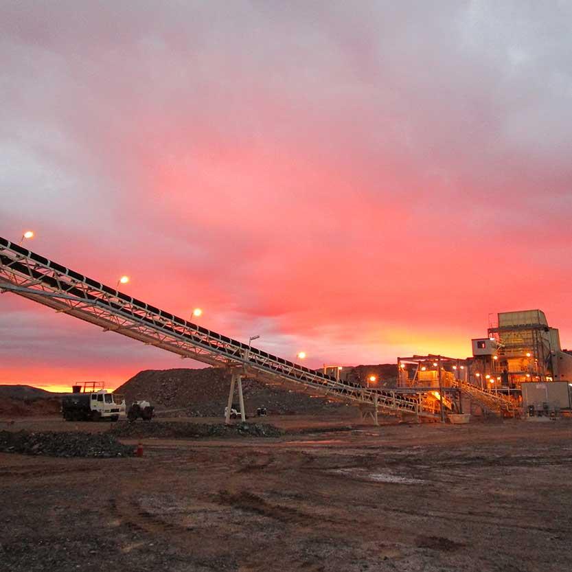 Mt Morgans Gold Project