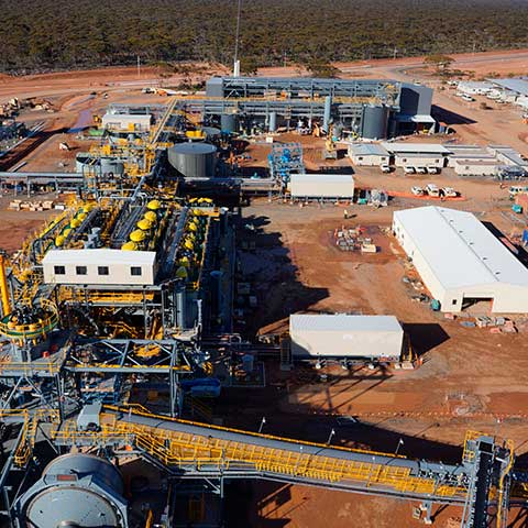 Nova Nickel Project Plant