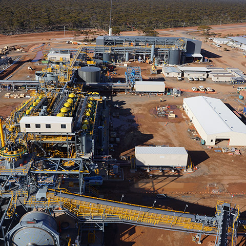 Nova Nickel Project Plant